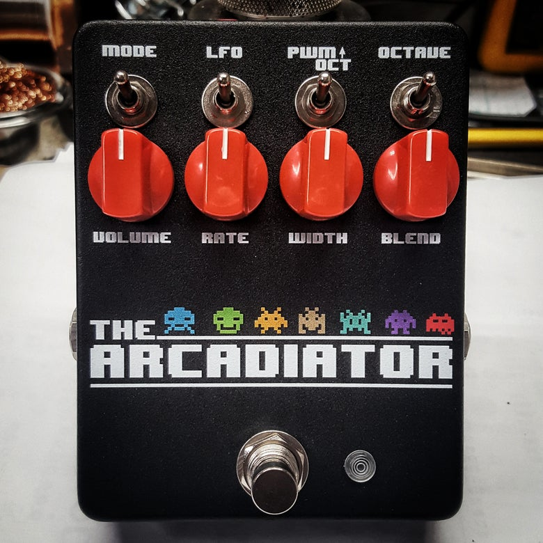 Image of Arcadiator