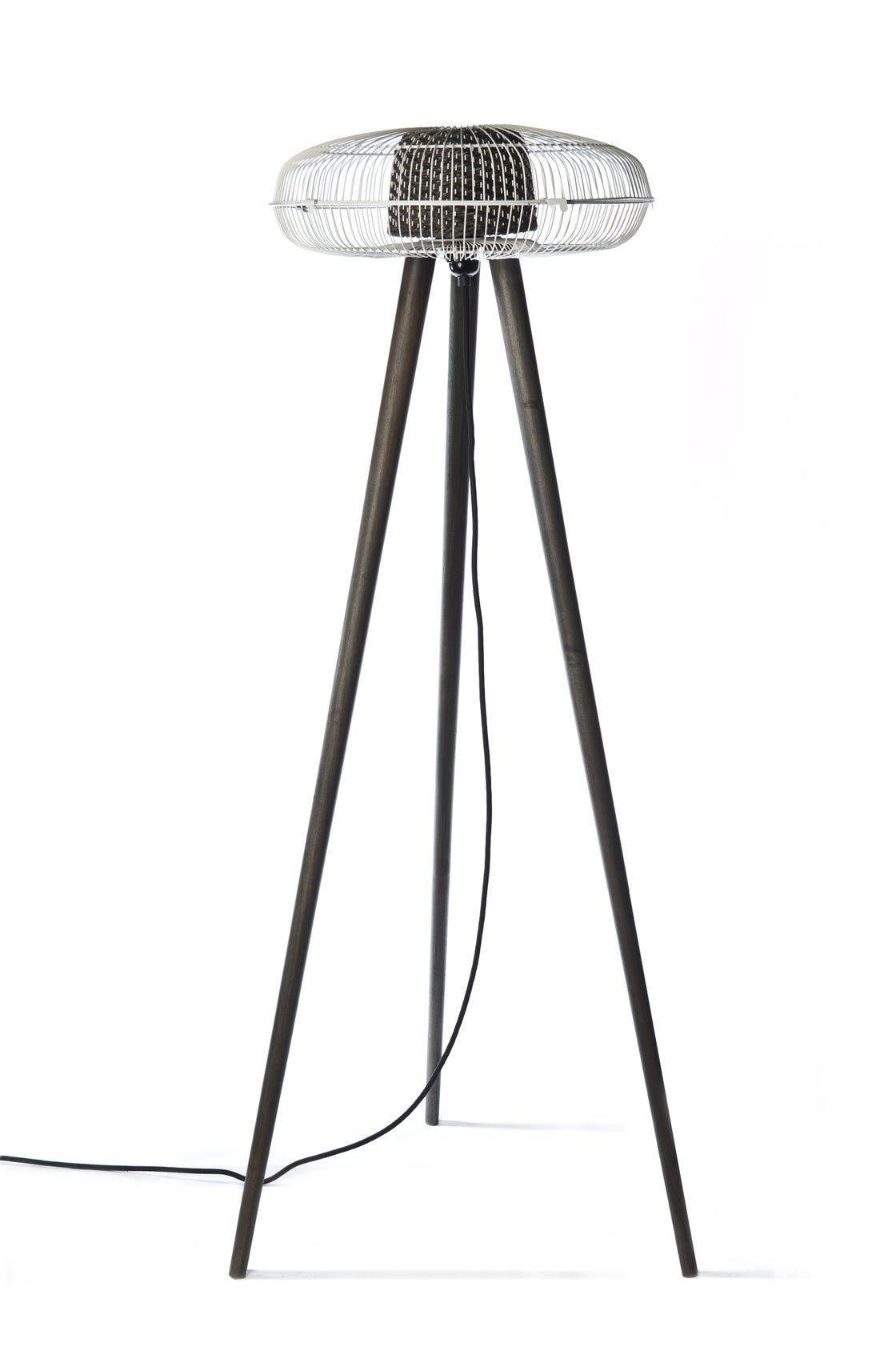 Image of FAN floor lamp~ White
