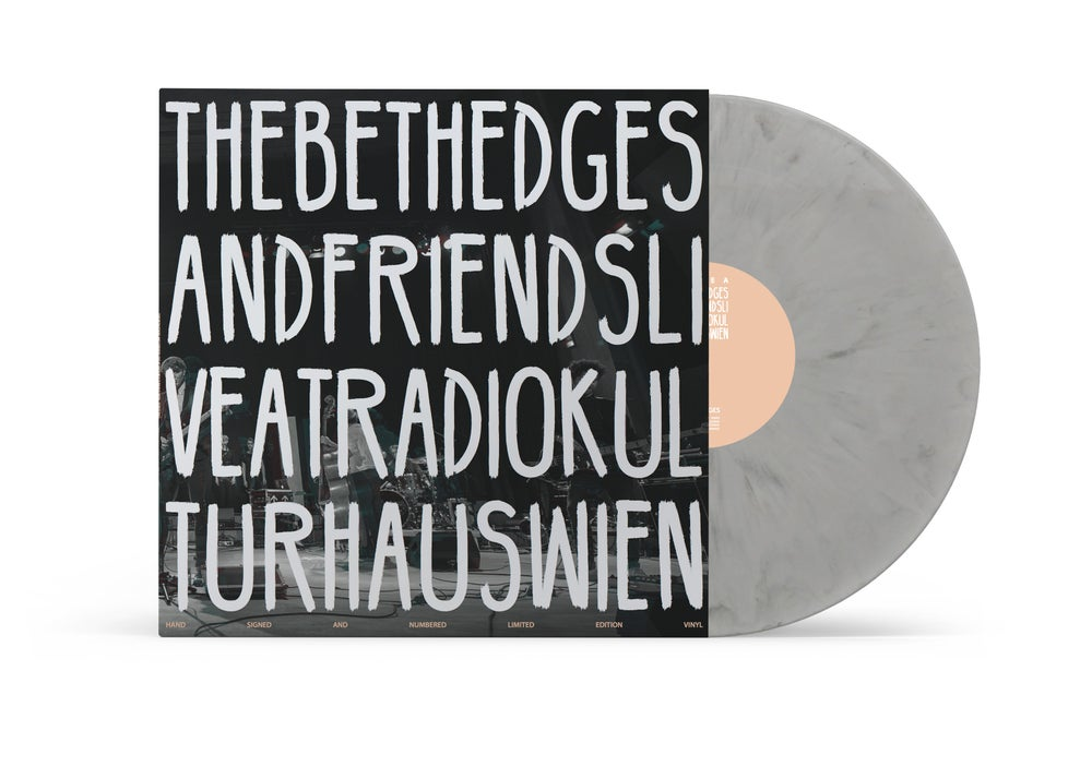 Image of The Beth Edges - Live at RadioKulturhaus Wien (Special Limited Edition Vinyl) + MP3 download