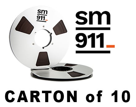 "Image of CARTON of SM911 1/4"" X2500' 10.5"" Metal Reel Hinged Box"