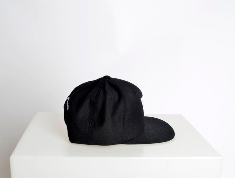 Image of Black Classic Snapback
