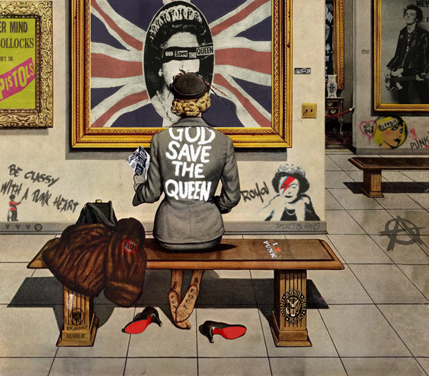 Image of Snob Punk