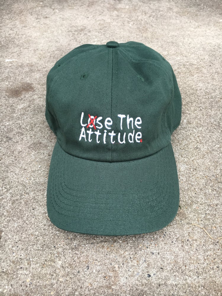 Image of LOSE THE ATTITUDE