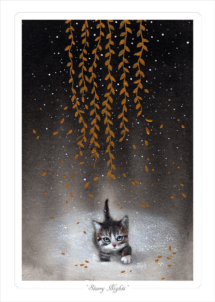 """Image of """"Starry Nights"""" Limited Edition Print"""