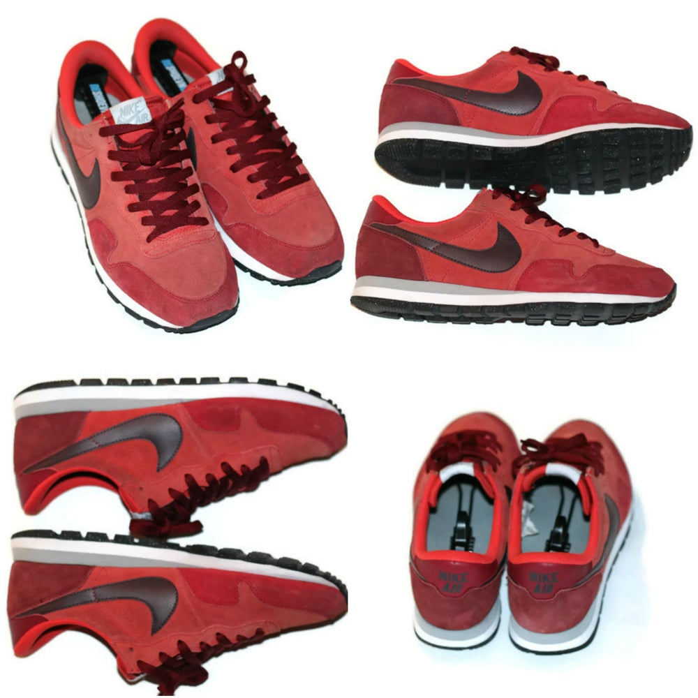 """low priced 1d047 a3b91 NIKE AIR PEGASUS 83 LTR """"RED CLAY"""" SIZE 10"""
