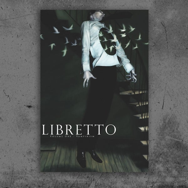 Image of LIBRETTO vol. 1 - Vampirism