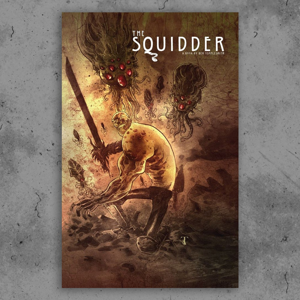 Image of THE SQUIDDER Trade Paperback