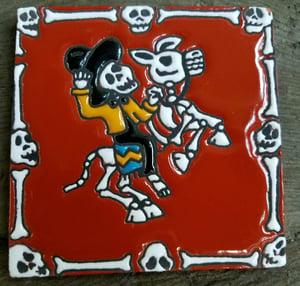 Image of Caballero Coaster Tile