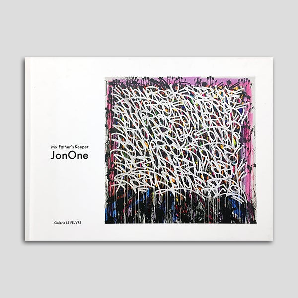 Image of JonOne - My Father's Keeper