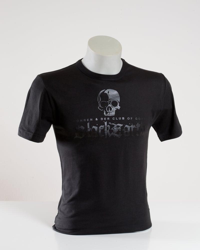 Image of Black Earth (T-Shirt, Print black on black)