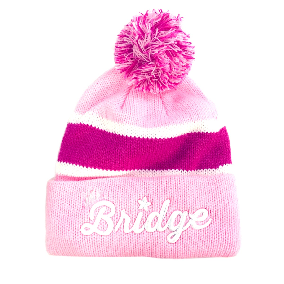 Image of The Bridge Ski Hat - PINK