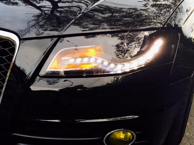 Image of New Front Turn Signals PH24W / PHY24W Error Free fits: Most Audi Models