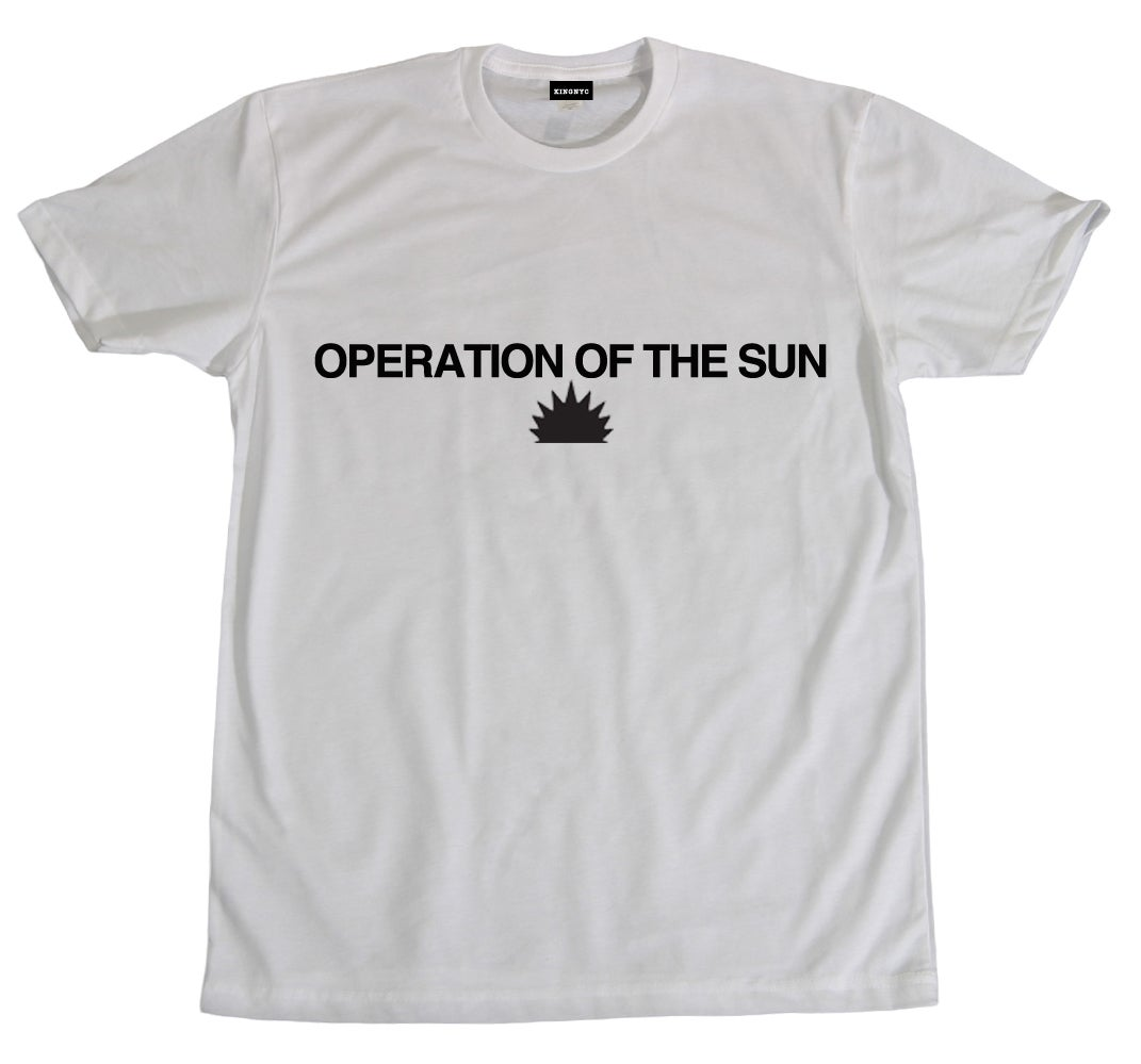 Image of KingNYC Operation of The Sun T-Shirt