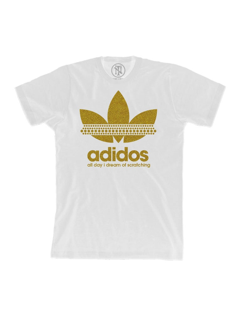 Image of ADIDOS CLASSIC GOLD WHITE