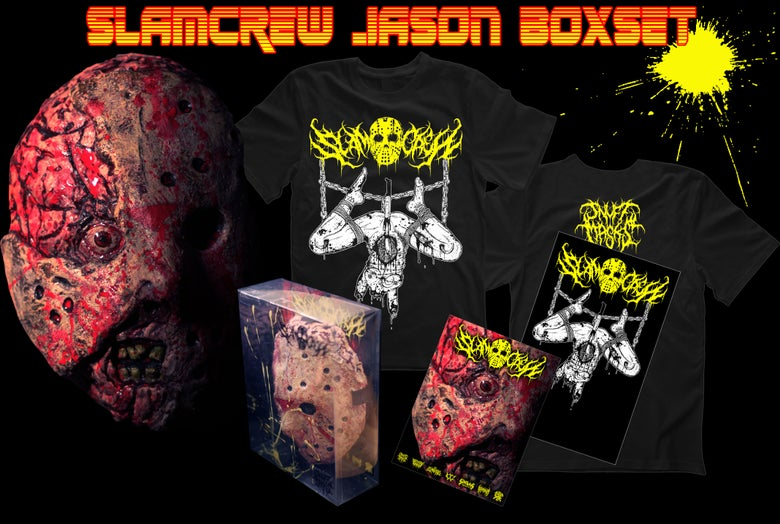 Image of SLAMCREW JASON BOXSET LAST ONE !!!