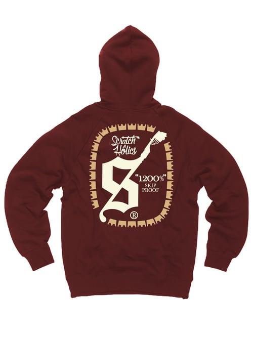 Image of Scratchaholics hoodie