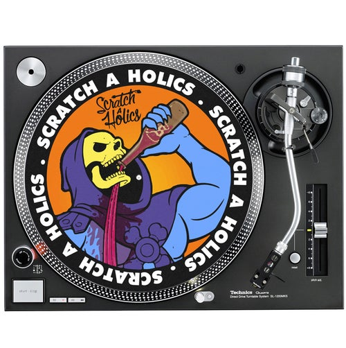 Image of SCRATCHATOR SLIPMAT PAIR