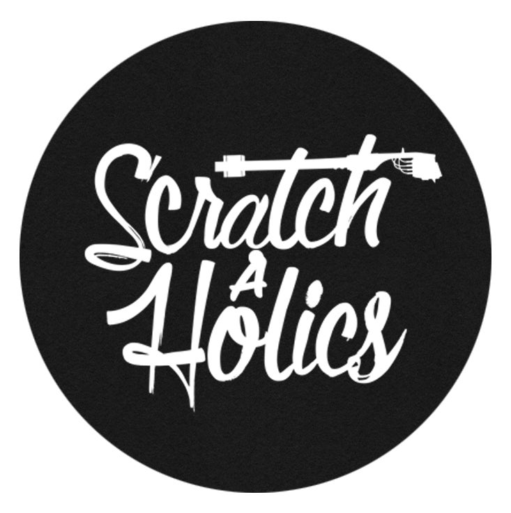 Image of Scratchaholics SLIPMAT PAIR
