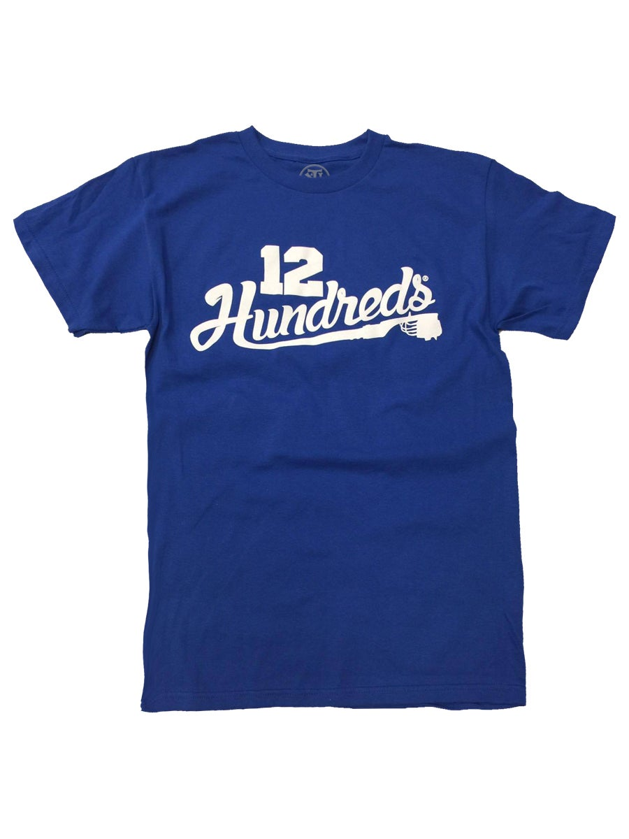 Image of Team 12 hundreds tee (B)