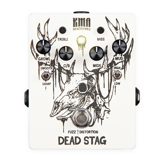 Image of Dead Stag - Discrete Fuzz/Distortion