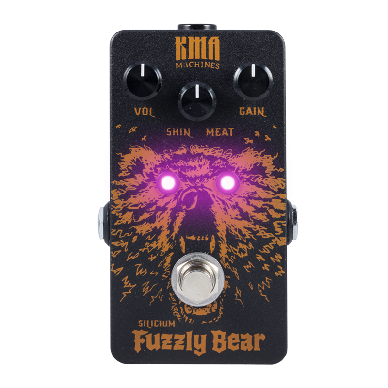 Image of Fuzzly Bear - Silicon Fuzz
