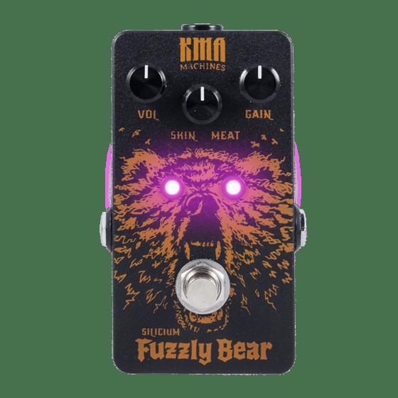 Image of Fuzzly Bear - Silicon Fuzz