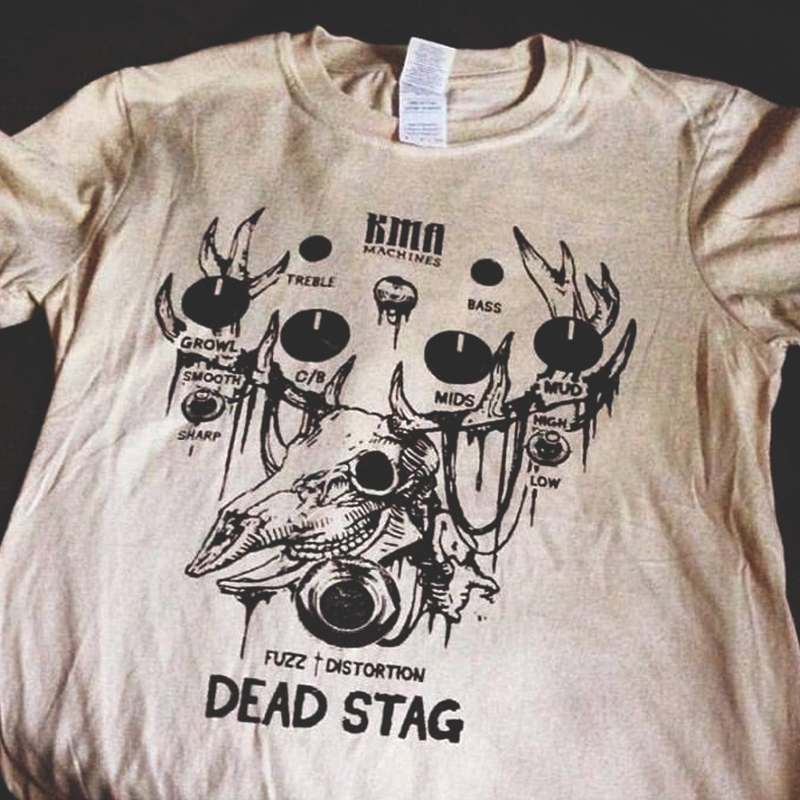 Image of Dead Stag - T-Shirt