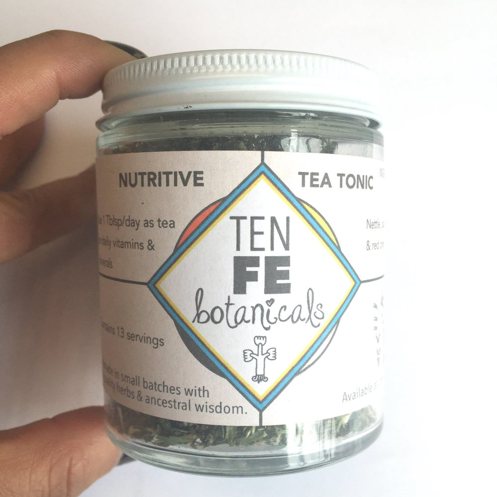 Image of Botanica Blends: Herbal Loose Leaf Tea