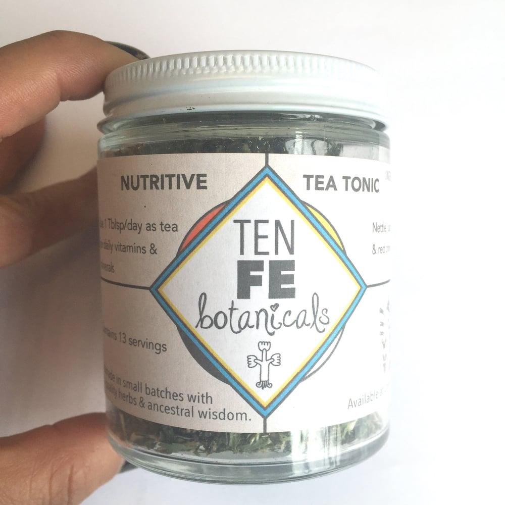 Image of Botanica Blends: Herbal Loose Leaf Tea