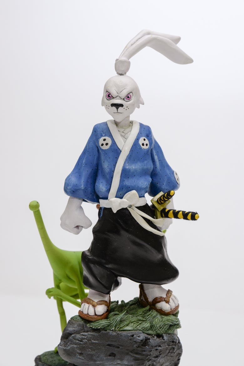 Image of Usagi Yojimbo