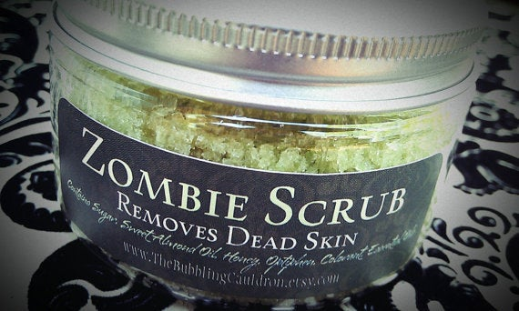 Image of Zombie Scrub® - Removes Dead Skin