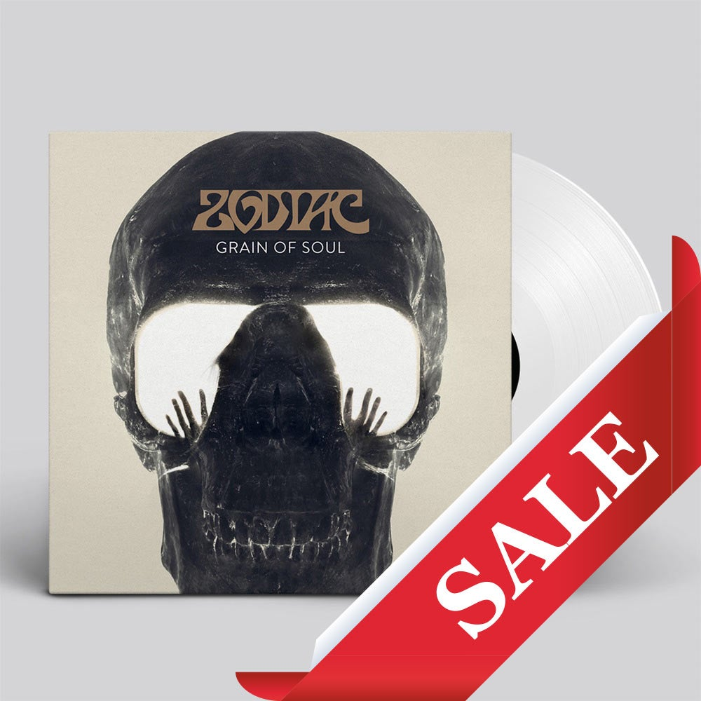 "Image of ""Grain Of Soul"" White Vinyl Gatefold (Limited Edition)"