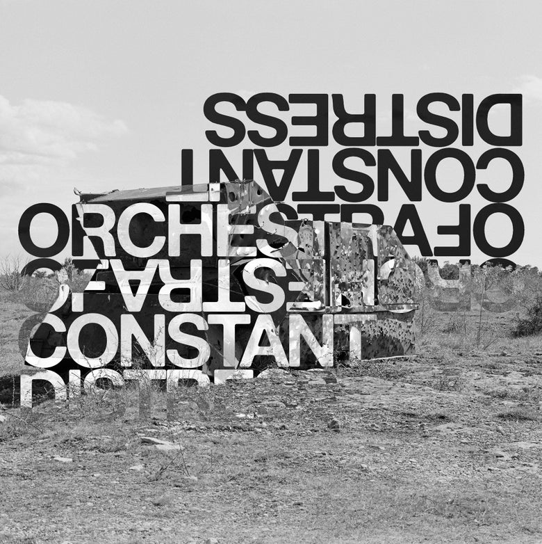 Image of ORCHESTRA OF CONSTANT DISTRESS - S/T - 8MM 064 LP