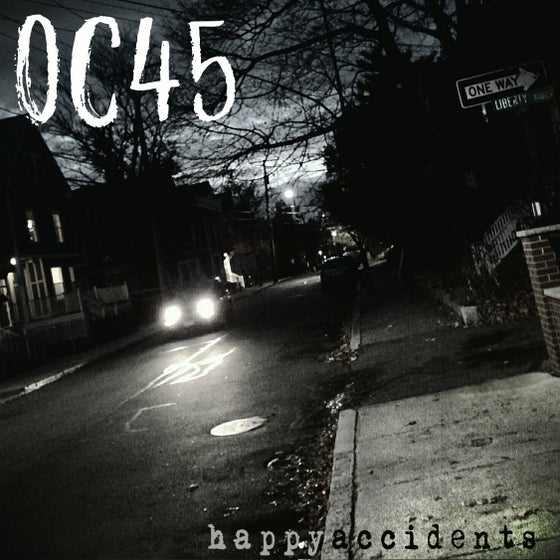 "Image of ""Happy Accidents"" Full Length CD"