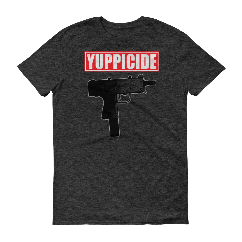 Image of Yuppicide Mac 10 TShirt