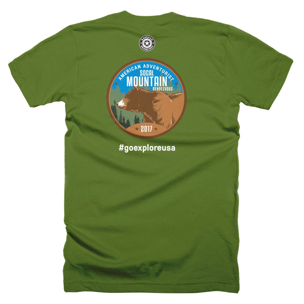 Image of 2017 Mountain Rendezvous T-Shirt