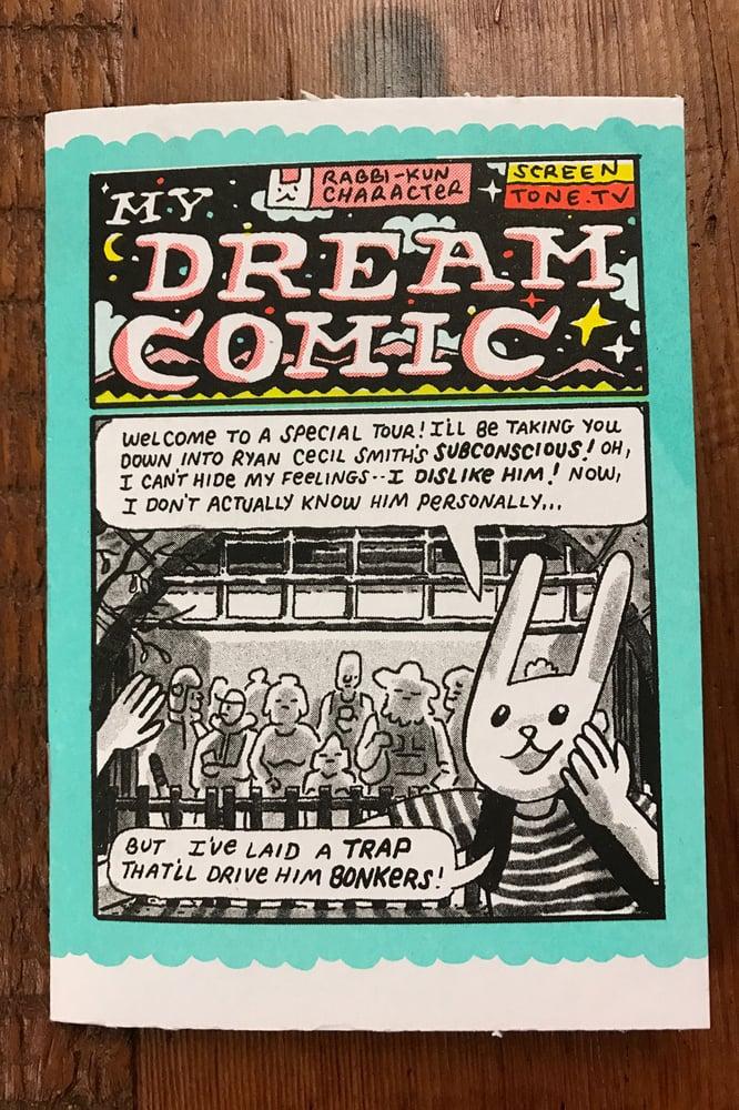 Image of My Dream Comic
