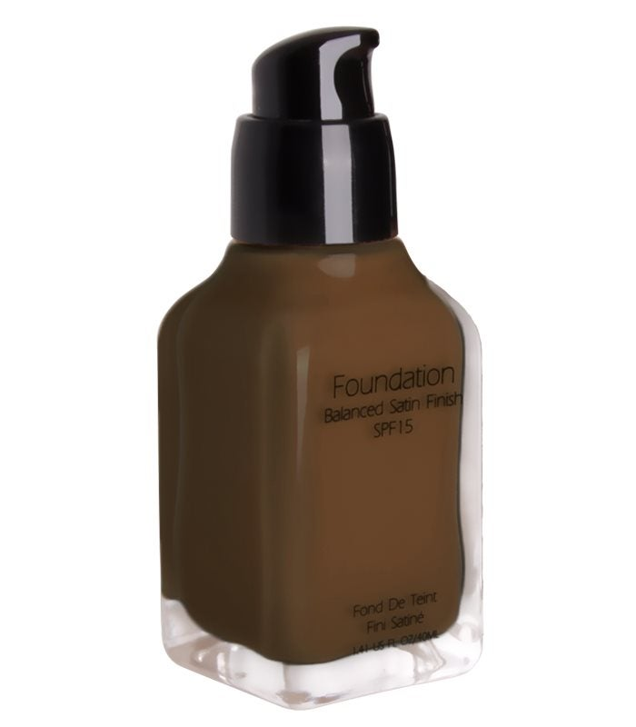 Image of Balanced Satin Finish Foundation (Medium to Full Coverage) FK135