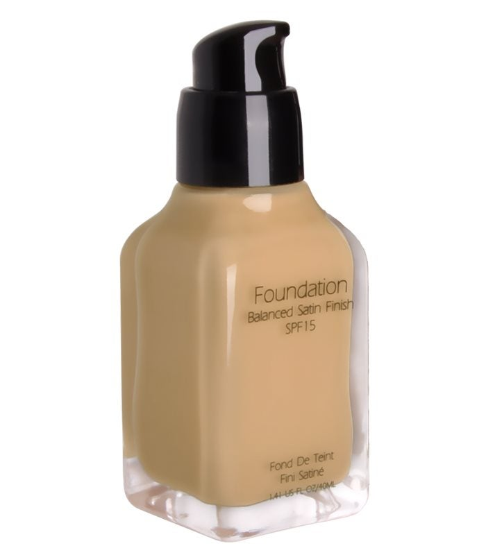 Image of Balanced Satin Finish Foundation (Medium to Full Coverage) FK109