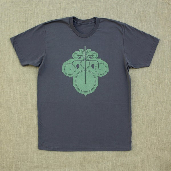 Image of Fig Leaf - Dark Grey / Shirt