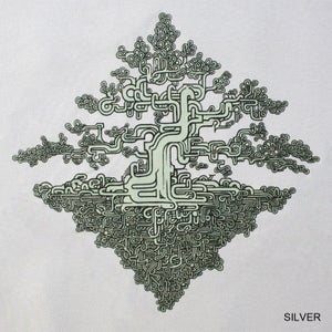 Image of Bonsai - Silver / Shirt