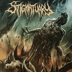 Image of Stigmatuary - Decimation of Psyche