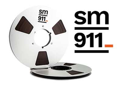 "Image of SM911 1/4"" X2500' 10.5"" Metal Reel Hinged Box"