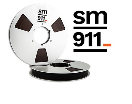 "Image of SM911 2"" X2500' 10.5"" Metal Reel Hinged Box"