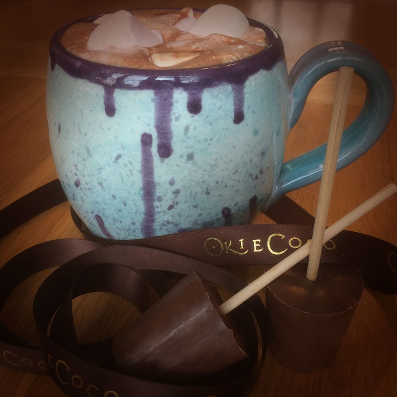 Image of Hot Chocolate Swizzle Sticks