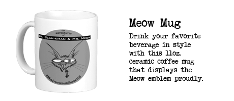 Image of Meow Mug