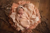 Image of Rustic Netting Layer - Organic/Natural Style - Photography Prop