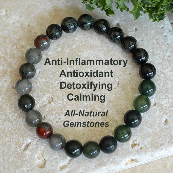 Image of Anti-Inflammatory, Antioxidant, Detoxifying