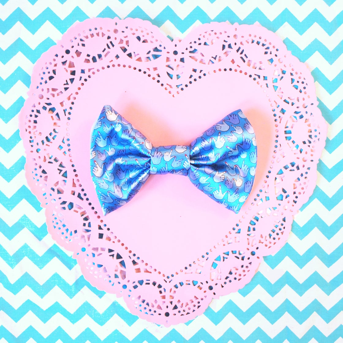Image of Whatever Hair Bow