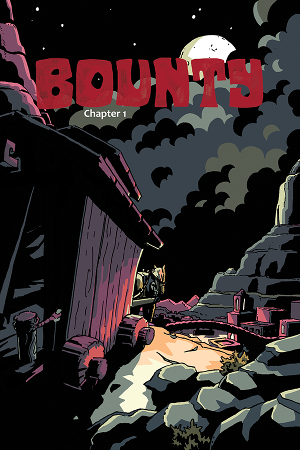 Image of Bounty Issue Two